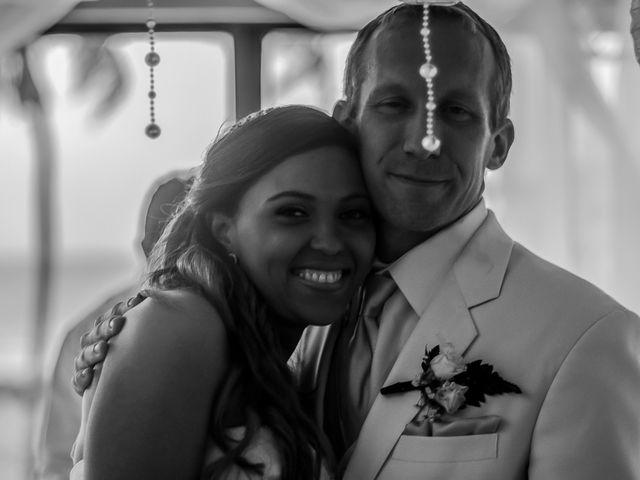 El matrimonio de Landon y Sandra en Cartagena, Bolívar 4