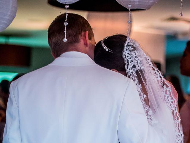 El matrimonio de Landon y Sandra en Cartagena, Bolívar 5