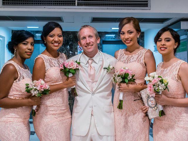 El matrimonio de Landon y Sandra en Cartagena, Bolívar 8