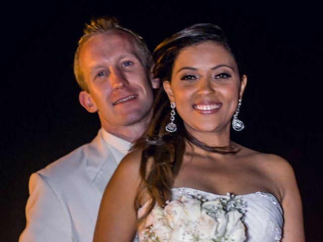El matrimonio de Landon y Sandra en Cartagena, Bolívar 10