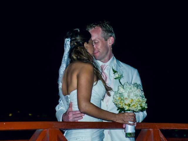 El matrimonio de Landon y Sandra en Cartagena, Bolívar 12