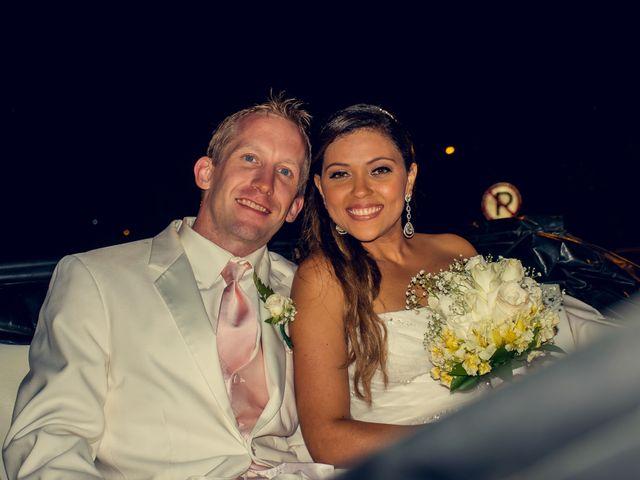 El matrimonio de Landon y Sandra en Cartagena, Bolívar 13
