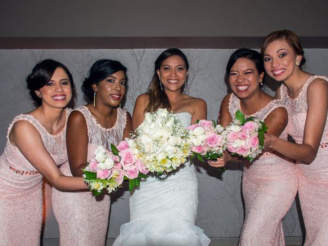 El matrimonio de Landon y Sandra en Cartagena, Bolívar 16