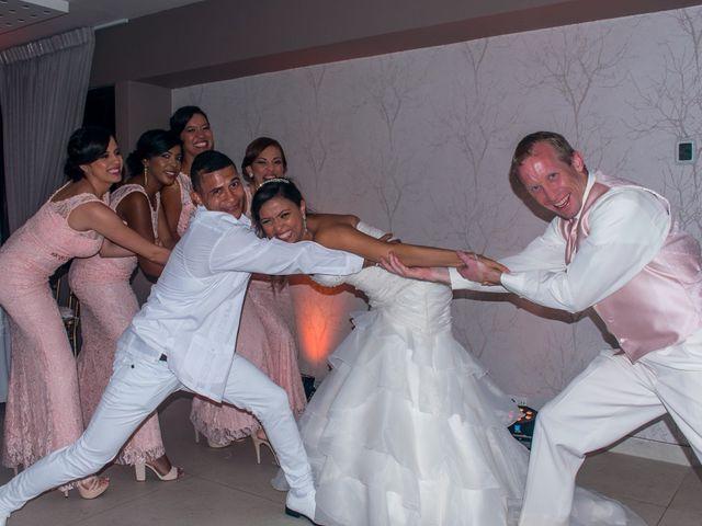 El matrimonio de Landon y Sandra en Cartagena, Bolívar 17