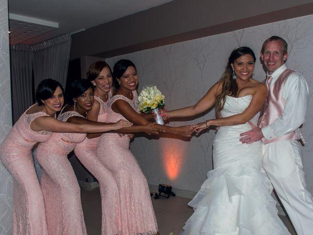 El matrimonio de Landon y Sandra en Cartagena, Bolívar 18