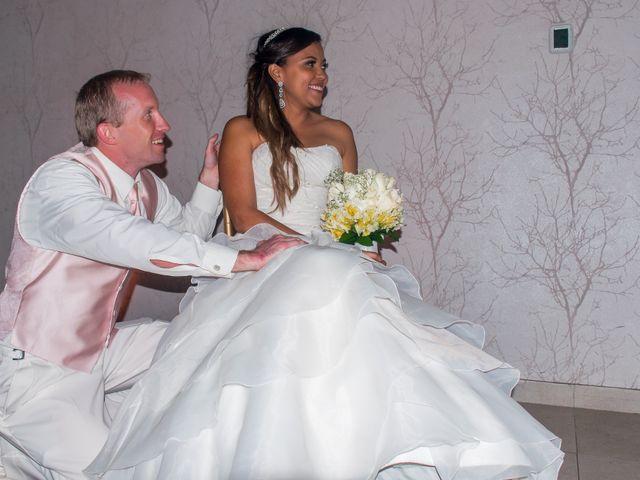 El matrimonio de Landon y Sandra en Cartagena, Bolívar 20