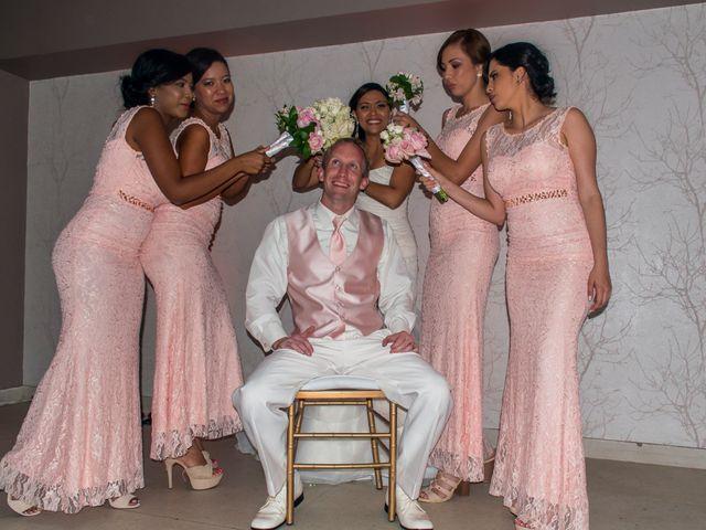 El matrimonio de Landon y Sandra en Cartagena, Bolívar 21