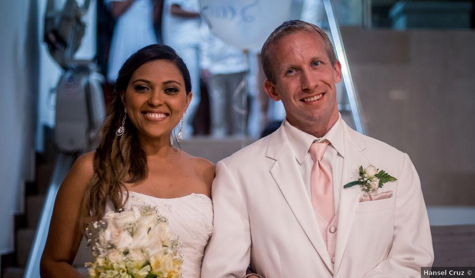 El matrimonio de Landon y Sandra en Cartagena, Bolívar
