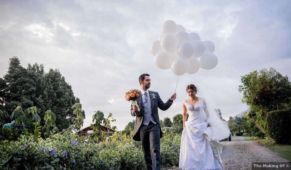 El matrimonio de Nicolas Preciado y Jennifer Saenz en Bogotá, Bogotá DC