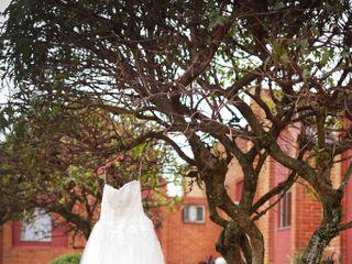 El matrimonio de Paola y Fredy 1
