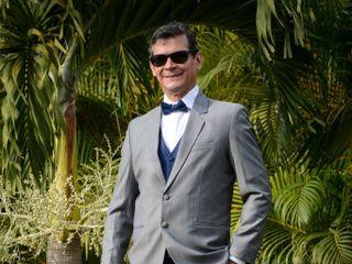 El matrimonio de Paula Andrea y Jaime Diego 1
