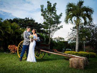 El matrimonio de Paula Andrea y Jaime Diego