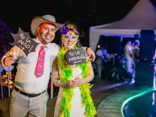 El matrimonio de Yesica y Rafael