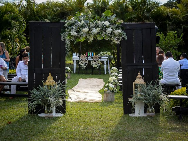 El matrimonio de Jaime Diego y Paula Andrea en Cali, Valle del Cauca 16