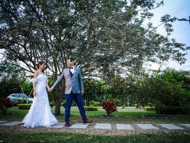 El matrimonio de Jaime Diego y Paula Andrea en Cali, Valle del Cauca 19