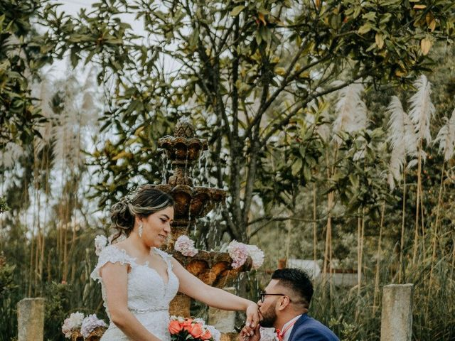 El matrimonio de Jhon y Diana en Funza, Cundinamarca 1