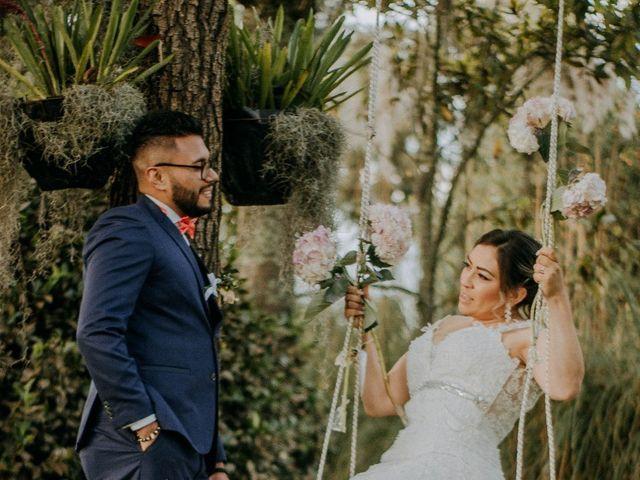 El matrimonio de Jhon y Diana en Funza, Cundinamarca 4