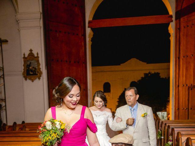 El matrimonio de Rafael y Yesica en Santa Marta, Magdalena 33