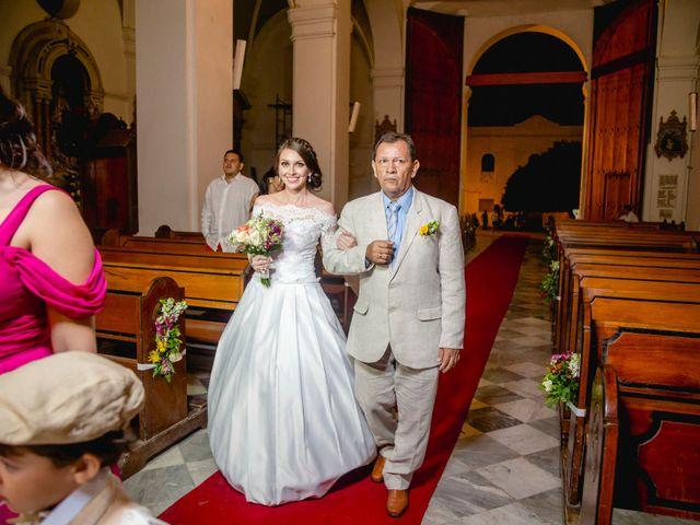 El matrimonio de Rafael y Yesica en Santa Marta, Magdalena 34