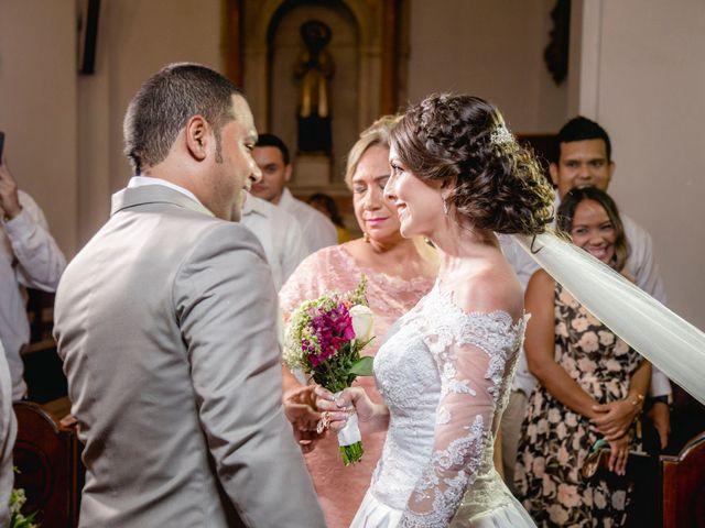 El matrimonio de Rafael y Yesica en Santa Marta, Magdalena 36