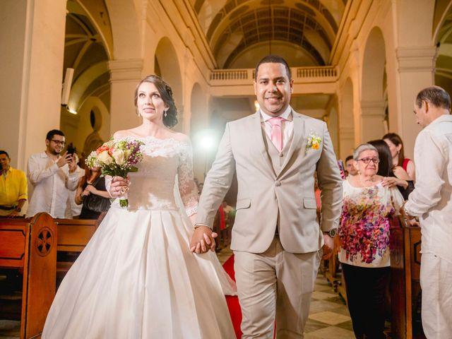 El matrimonio de Rafael y Yesica en Santa Marta, Magdalena 37
