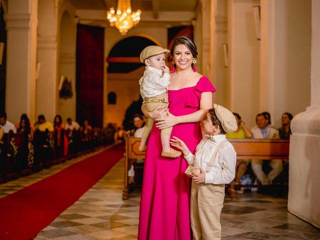 El matrimonio de Rafael y Yesica en Santa Marta, Magdalena 39