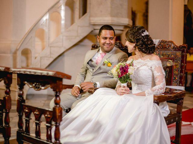 El matrimonio de Rafael y Yesica en Santa Marta, Magdalena 44
