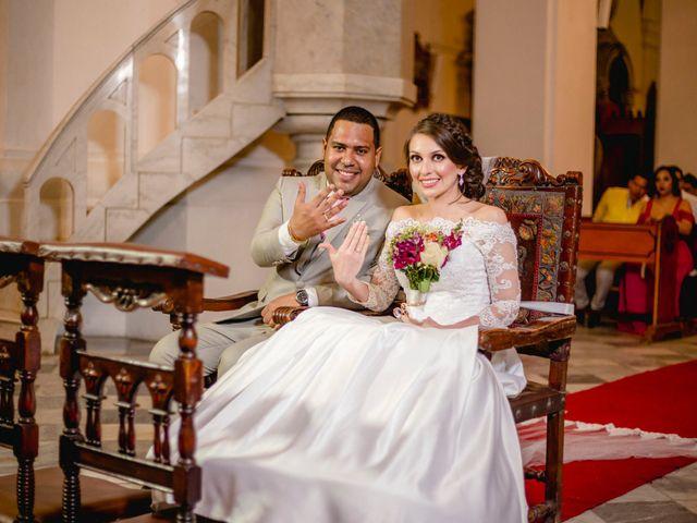 El matrimonio de Rafael y Yesica en Santa Marta, Magdalena 1