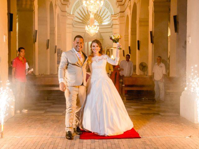 El matrimonio de Rafael y Yesica en Santa Marta, Magdalena 48