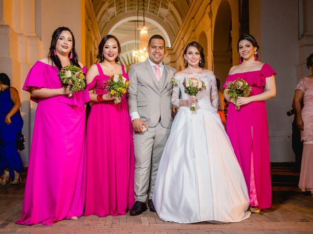 El matrimonio de Rafael y Yesica en Santa Marta, Magdalena 49