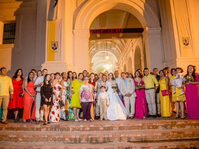 El matrimonio de Rafael y Yesica en Santa Marta, Magdalena 50