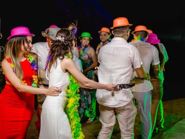 El matrimonio de Rafael y Yesica en Santa Marta, Magdalena 58