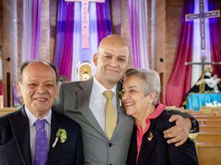 El matrimonio de Paulina y Fernando 2
