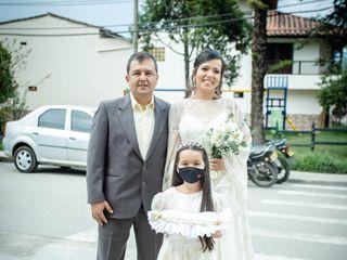 El matrimonio de Paulina y Fernando 3