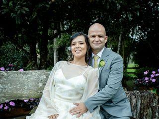 El matrimonio de Paulina y Fernando