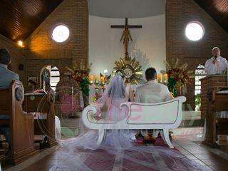El matrimonio de Sonia y Adrián 1