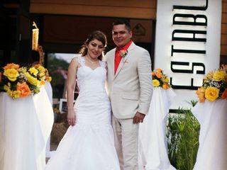 El matrimonio de Sonia y Adrián