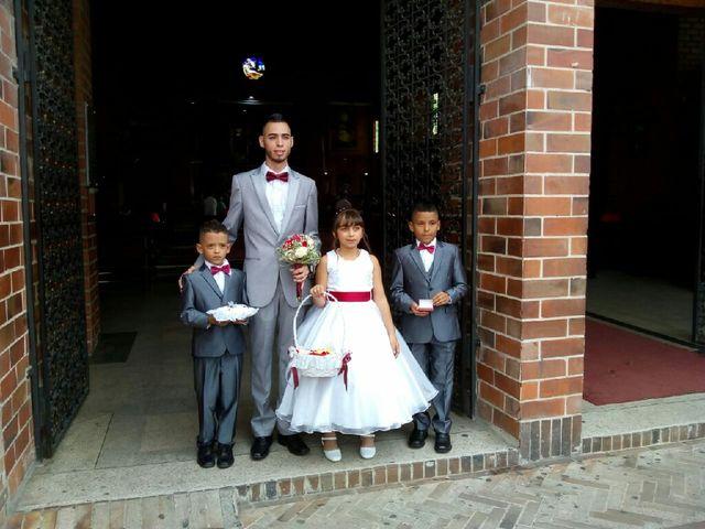 El matrimonio de Andres y Tatiana en Sabaneta, Antioquia 4