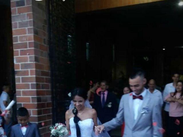 El matrimonio de Andres y Tatiana en Sabaneta, Antioquia 14