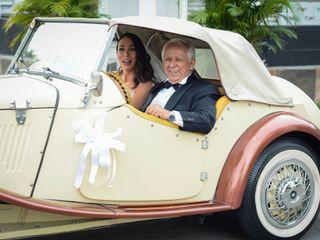 El matrimonio de Alejandra y Jorge 1