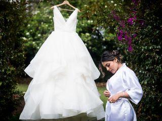El matrimonio de Sebastian y Valentina 1