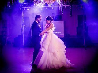 El matrimonio de Sebastian y Valentina