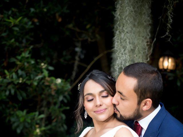 El matrimonio de Valentina y Sebastian en Cota, Cundinamarca 15