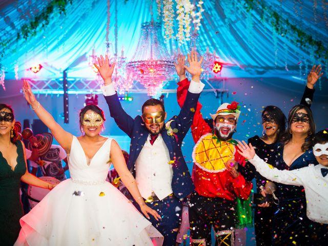 El matrimonio de Valentina y Sebastian en Cota, Cundinamarca 24