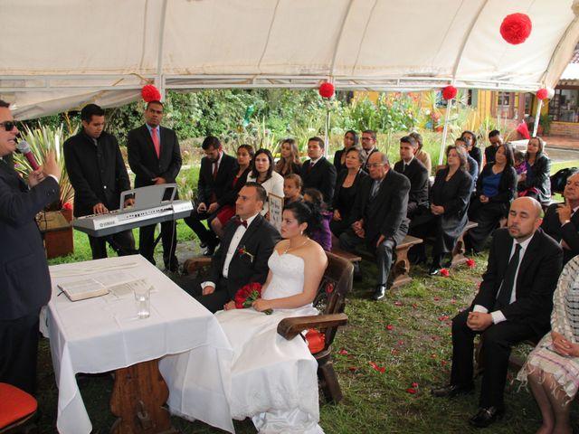 El matrimonio de Miguel y Tatiana en Bogotá, Bogotá DC 9