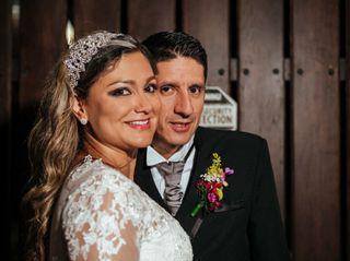 El matrimonio de Karol y Álex