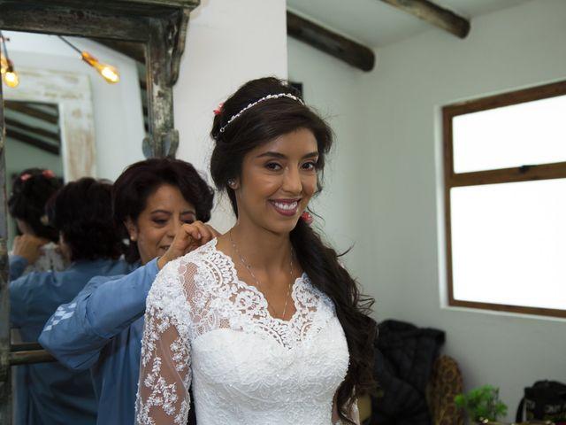 El matrimonio de Andrés y Nathaly en Subachoque, Cundinamarca 13