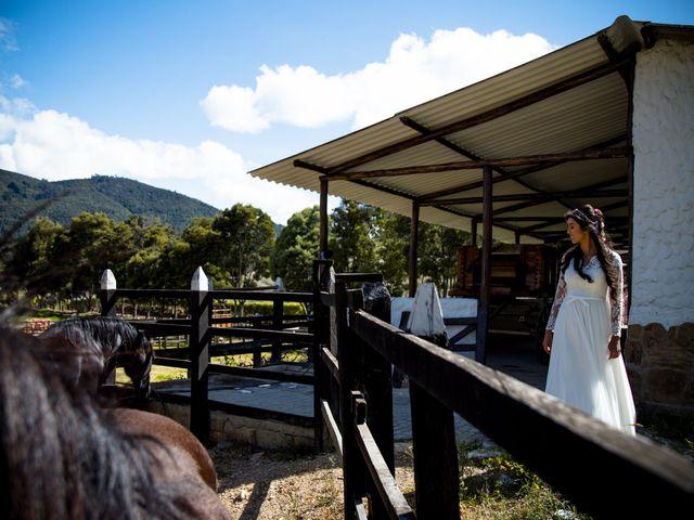 El matrimonio de Andrés y Nathaly en Subachoque, Cundinamarca 15