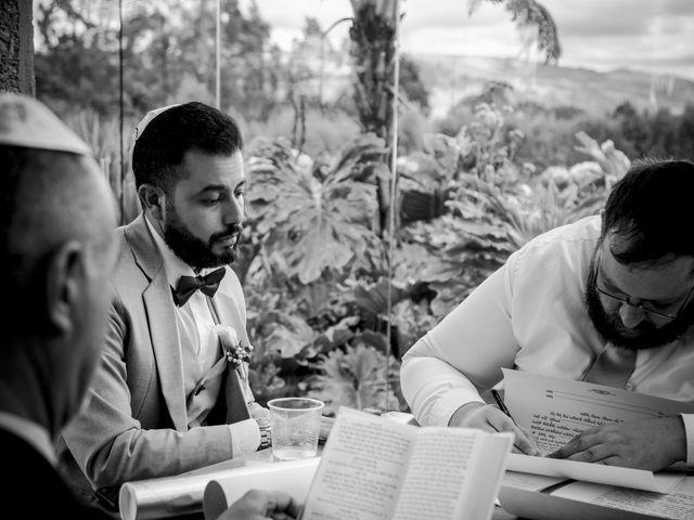 El matrimonio de Andrés y Nathaly en Subachoque, Cundinamarca 17