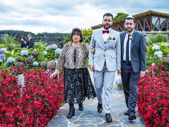 El matrimonio de Andrés y Nathaly en Subachoque, Cundinamarca 19